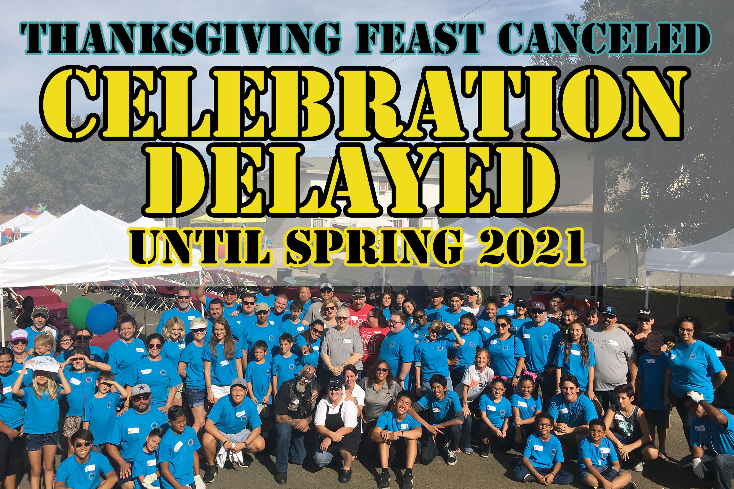 LOT318 Thanksgiving Feast Canceled